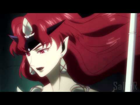 Sailor Moon Crystal AMV - Queen Beryl (Thrift Shop)