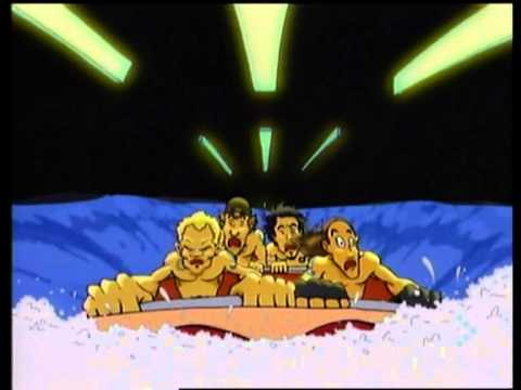 Red Hot Chili Peppers - Love Rollercoaster [Official Music Video]
