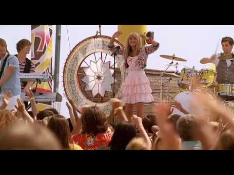 Hannah Montana The Movie - Let's Get Crazy