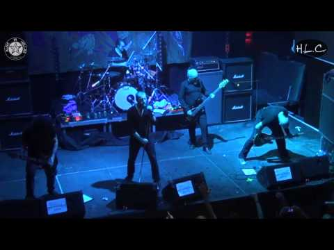 Paradise Lost - Erased (live 2014 @ Athens, Hellas) HD