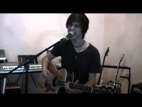 Three Days Grace/ Adam Gontier - Never Too Late (Acoustic Cover by Kevin Staudt)