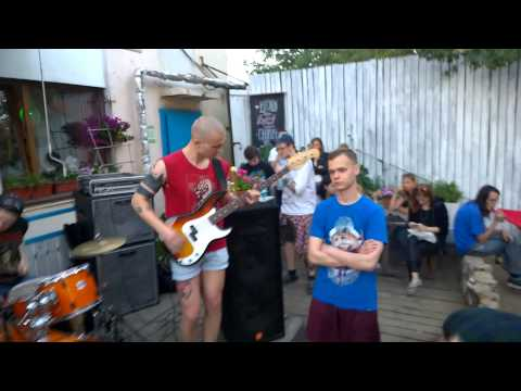 Garlic Kings - Форт Боярд 03/07/2015 live Дюны