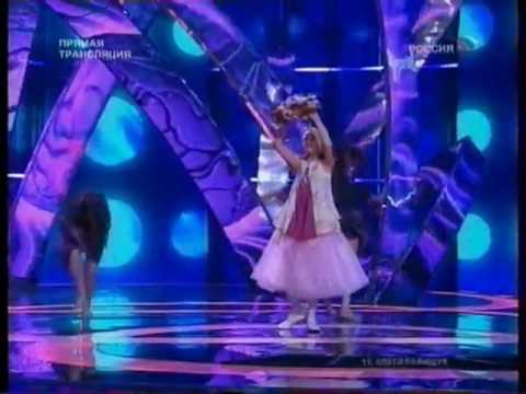 HQ JESC 2008 RUSSIA:Olesya Polischuk-Vesnyanochka(National Final)