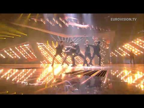 Tooji - Stay - Live - 2012 Eurovision Song Contest Semi Final 2