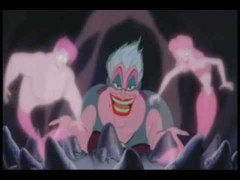 Disney music - Poor unfortunate souls - Little mermaid