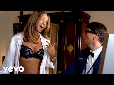 Mariah Carey - Touch My Body
