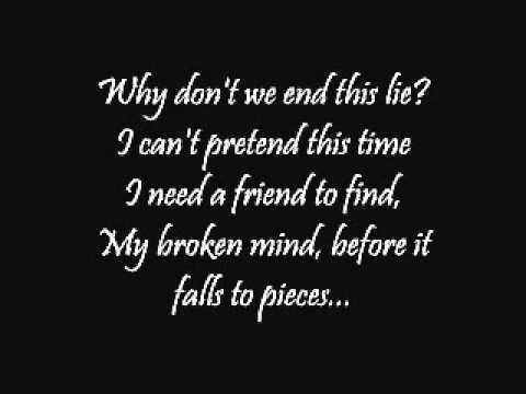 Billy Talent  - This Suffering (lyrics)