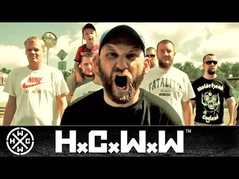 BROKEN FIST & BONA FIDES – МОСКВА - ВОРОНЕЖ - HARDCORE WORLDWIDE (OFFICIAL HD VERSION HCWW)