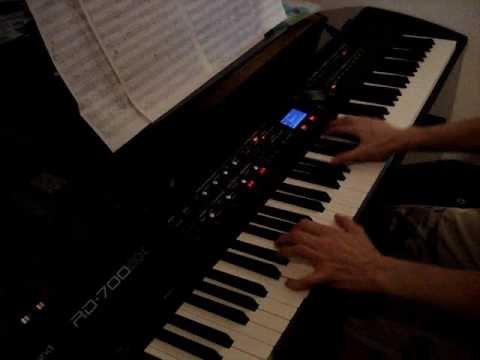 Placebo - Kate Bush - Running Up That Hill - piano cover