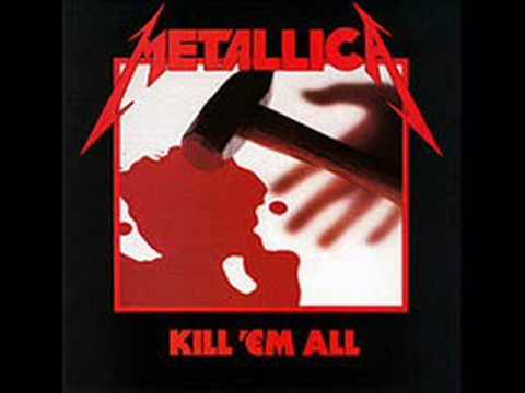 Metallica- Am I Evil? (Studio Version)