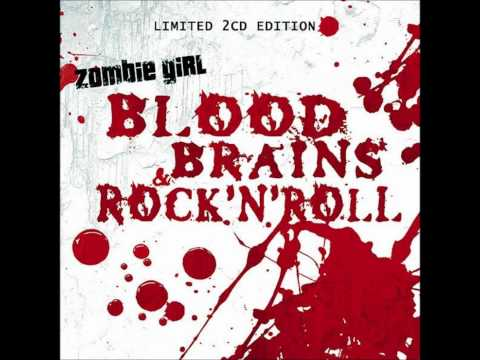 Zombie Girl - Creature Of Night