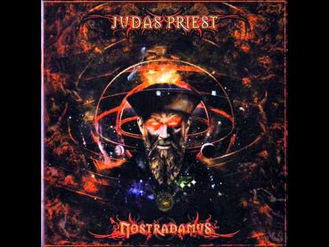 Judas Priest-Nostradamus lyric video