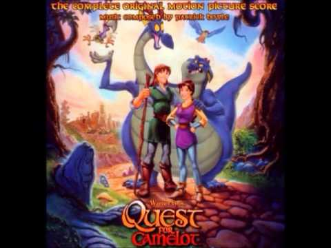 Quest for Camelot OST - 08 - I Stand All Alone (Bryan White)