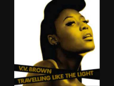 VV Brown-Back In Time