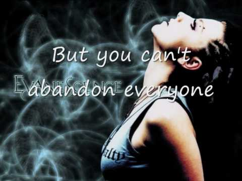 Evanescence - Where will you go