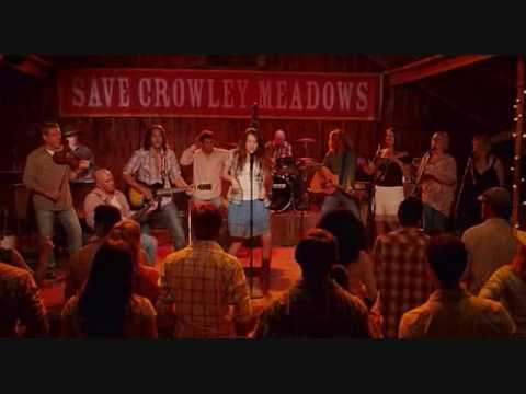 Hannah Montana: The Movie Hoedown Throwdown HD/HQ Scene