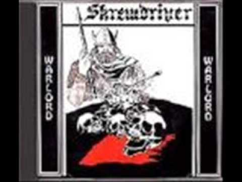 Skrewdriver - The Evil Crept In