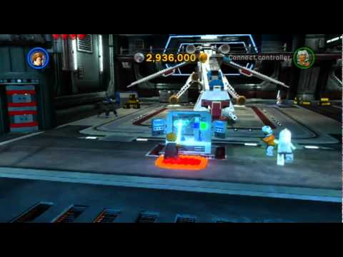 Lego Star Wars 3 Gold Bricks Locations Guide