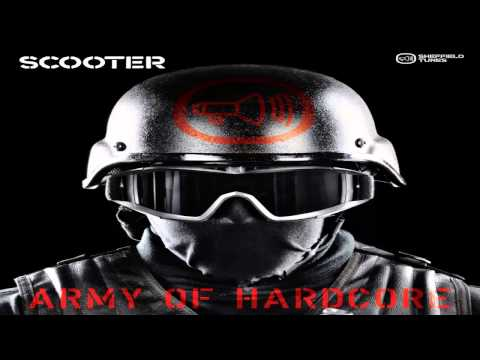 Scooter - Army Of Hardcore (Radio Edit)