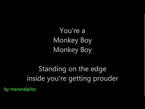 Nomy - Monkey Boy (Lyrics)