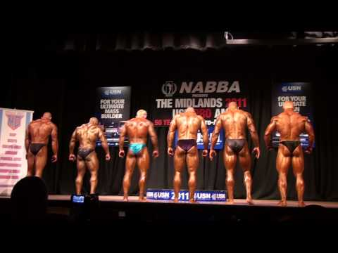 pro am comparisons NABBA 2011