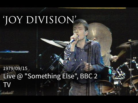 Joy Division - She's Lost Control BBC [Widescreen]