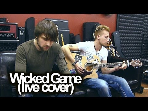 show MONICA cover (live) - Stone Sour - Wicked Game (Chris Isaak)