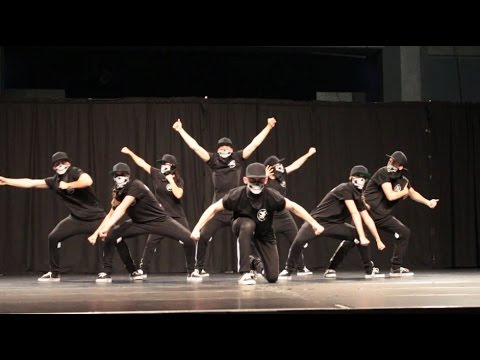 XCESS @ HHI Hip Hop Dance Championships | VARSITY | NZ QUALIFIER