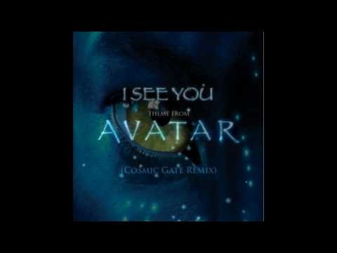 James Horner feat. Leona Lewis - I See You (Cosmic Gate Remix) (Avatar Theme Music) [HQ]