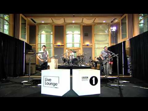 Muse perform Madness for a Live Lounge Special