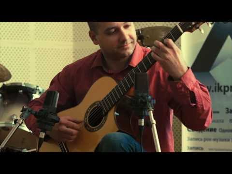 "The Beatles-""Nowhere Man"",performance by Maxim Doroganich(fingerstyle)"