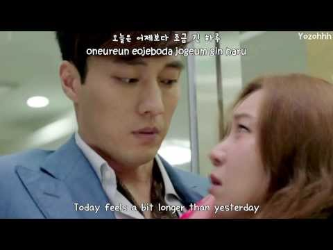 Gummy - Day and Night FMV (Master's Sun OST) [ENGSUB + Romanization + Hangul]