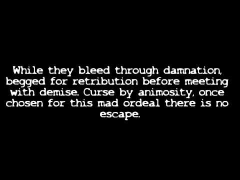 Cannibal Corpse - Make Them Suffer [Lyrics On Screen] [1080p]