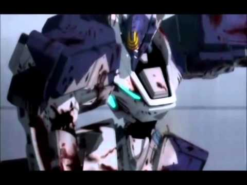 AMV Muv Luv Alternative Total Eclipse (Linkin Park-Burn It Down)