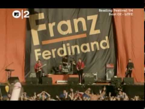 Franz Ferdinand - Take Me Out (2004)