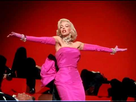 Marilyn Monroe - Diamonds Are a Girl's Best Friend [Swing Cats Remix] - HD AUDIO