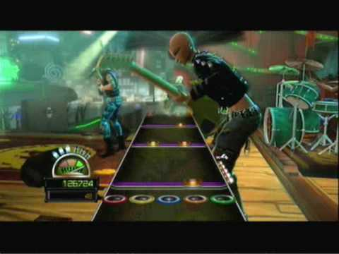 Guitar Hero World Tour Drums Expert Rise Against - Re-Education (Through Labor)