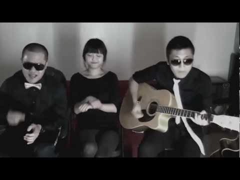 PSY - Gangnam Style (Acoustic Cover by Ra-On) 강남스타일 어쿠스틱