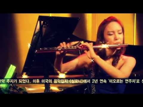 "Gary Schocker's ""Winter Jasmine"" played by Jasmine Choi 최나경"