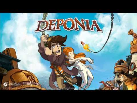 Deponia OST (English) - Full Official Soundtrack