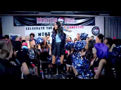 We Are Monster High ™- Videoclip de Madison Beer