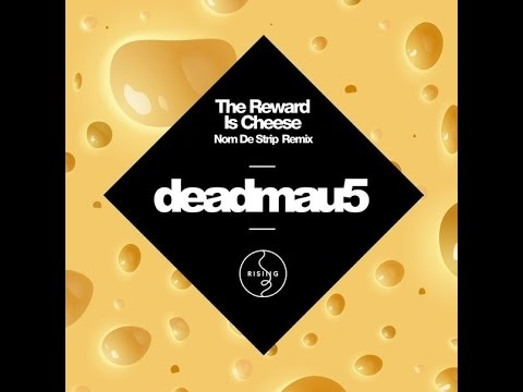 [PREVIEW] Deadmau5 - The Reward Is Cheese (Nom De Strip Remix) [The Lazy Rich Show 057 Rip]