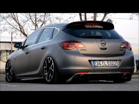 LOW Life Opel Astra Air Grey TL 5322 / A H I P