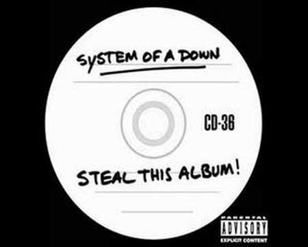 System Of A Down - Mr. Jack #07