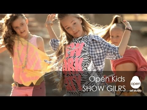 Open Kids - Show Girls (Official Video)