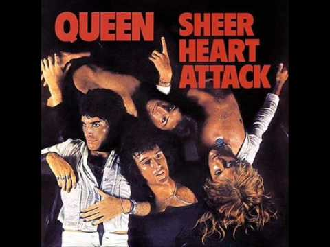 Queen - Stone Cold Crazy with lyrics