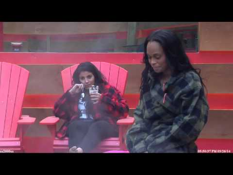 Big Brother Canada 2 - It's on. Ika and Sabrina have a huge fight.