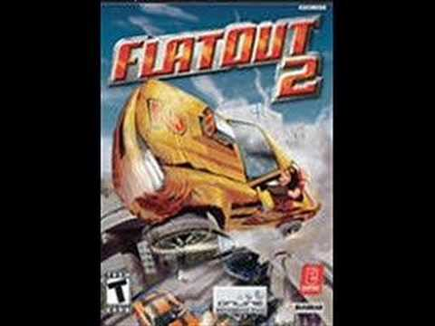 Flatout 2 soundtracks - Breathing - Yellowcard