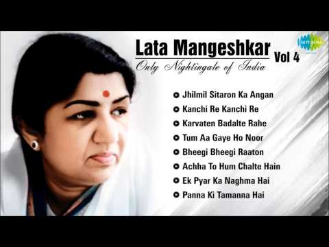Best of Lata Mangeshkar - Old Hindi Songs - Superhit Bollywood Collection - Vol 4