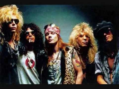 Guns N Roses Sweet Home Alabama